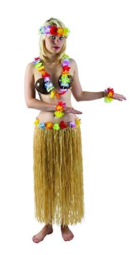 Déguisement Jupe Hawaïenne femme 80cm