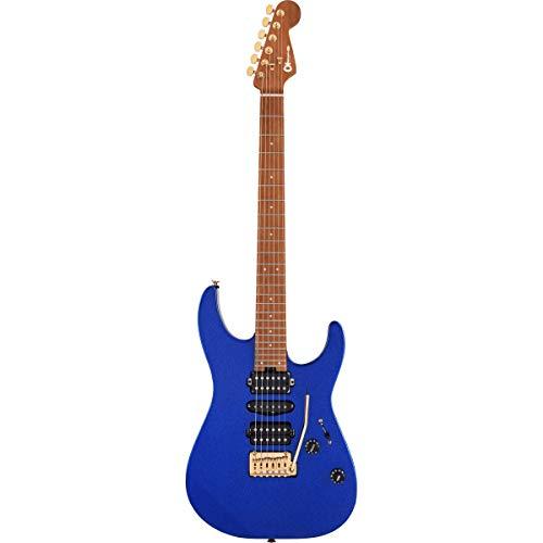 Charvel Pro Mod DK 24 2PT MYST BL · Guitarra eléctrica