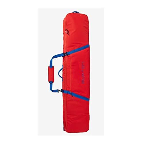 Burton Wheelie Gig Board Bag Flame Scarlet, 166