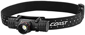 Coast 30325 XPH30R 1000 Lumen Rechargeable Dual Power LED Headlamp product image