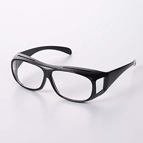 Lunchbox 2 x leesbril met leesbril in HD-frame, leesbril voor grotere leesbril voor het lezen van een krant van lasnaden van sieraden.