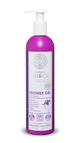 Natura Siberica NS Shower Gel Vitamins For Skin, 1er Pack (1 x 400 ml)