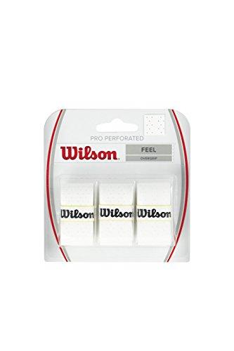 Wilson Pro Overgrip Perforated Empuñadura, Unisex