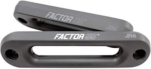 "Factor 55 00016 Hawse Fairlead 1.0"", Gunmetal"