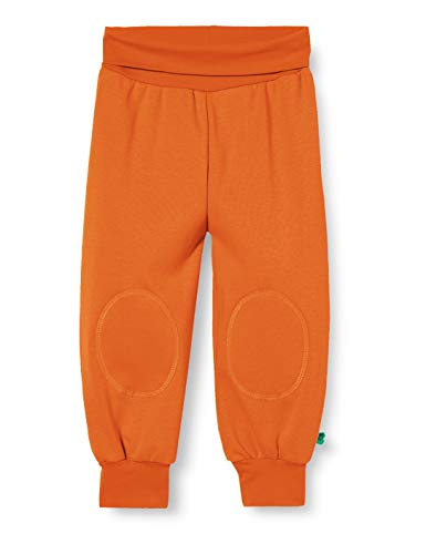 Fred's World by Green Cotton Unisex-Baby Alfa Pants, Rust, 92