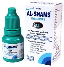AL-SHAMS Eye Drop 10ml (Pack of 4)
