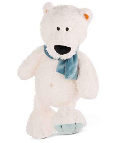 NICI 42024 Winter Kuscheltier Eisbär Bignic, 105 cm, weiß