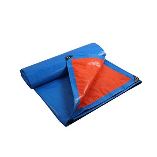 HCYTPL afdekzeil van hout PE tarp heavy waterdicht dik dik materiaal groot voor dekzeil overkapping tent, boot, camper of zwembad afdekking