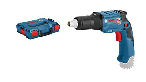 Bosch Professional GTB 12V-11 - Atornillador a batería para placa de yeso (sin batería, 12V, 11/3 Nm, en L-BOXX)