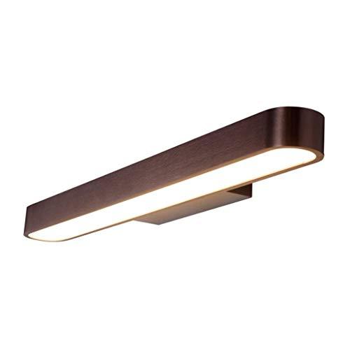 Lámpara de la lámpara de la lámpara del gabinete de la iluminación del baño Lámpara de maquillaje (color: cálido blanco-60 cm) / Código de productos básicos: LJW-2065 ( Color : Warm White Light 60cm )