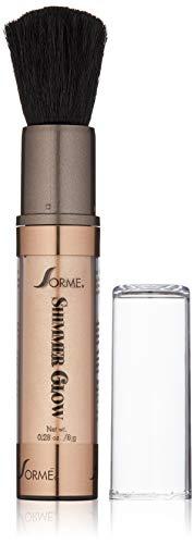 Sorme Cosmetics Bronzed Shimmer Glow, Bronzed, 0.28 oz