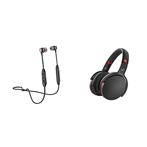 Sennheiser Cx 120 Earphones and Sennheiser 458 ANC