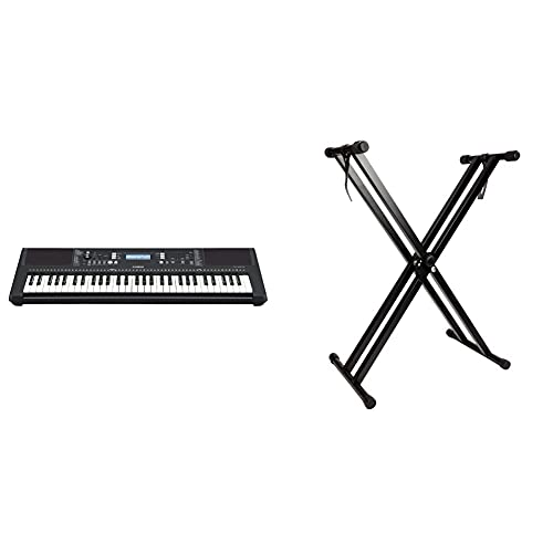 Yamaha Psr-E373 Teclado Digital Instrumento Versátil Con 61...