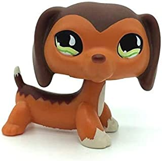 Greneric LPS Toy Savannah Savvy Dachshund Dog Authentic Rare QP Littlest Pet Shop