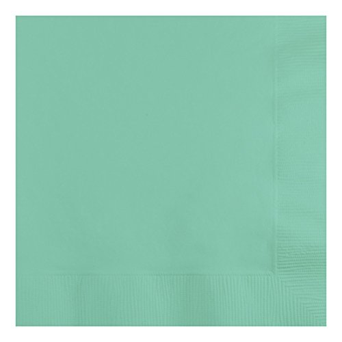 Creative Converting 318884 Fresh Mint 3-Ply Beverage Napkins Serviette, Papier, Frische Minze
