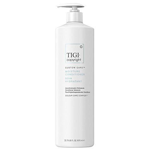 Tigi Copyright Custom Care Moisture Conditioner 32.79 Oz Liter