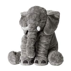 Regenboghorn Elefant Stoffspielzeug - Elefant gefüllte Tier weiches Kissen - Elefant Geschenke 13 Zoll Plüsch Spielzeug Stuff Dolls Geschenke (Grau)