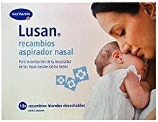 HARTMANN - LUSAN RECAMB ASPIRADOR NASAL: Amazon.es: Salud y ...