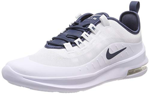 Nike Air Max Axis (GS), Chaussures de Running Fille, Blanc (White/Monsoon Blue 101), 37.5 EU