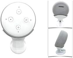 Suporte Apoio Stand De Mesa Amazon Alexa Echo Dot 3 (BRANCO)