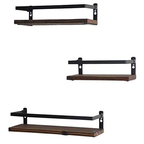 estante flotante madera fabricante PHUNAYA