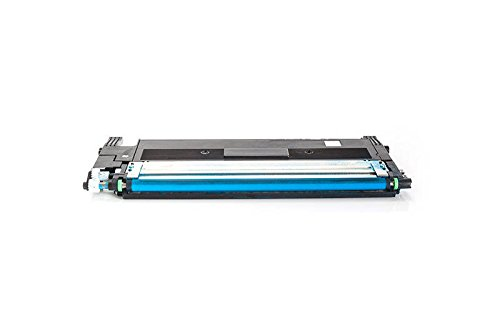 Reconstruido para Samsung CLX-3305 FN Toner Cian - CLP-360 / CLT-C406S - para Aprox. 1000 paginas (5% Cobertura)