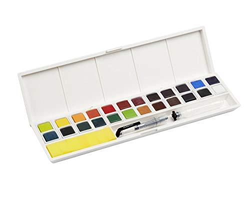 Derwent Inktense Paint 24 Pan Palette (2305545)