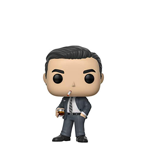 Funko - Pop! TV: Mad Men - Don Draper Figura De Vinil, Multicolor (43395)