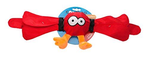 COOCKOO Hundespielzeug Thunder Giant, red