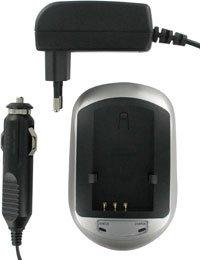 Ladegeräte für Toshiba CAMILEO H30, 220.0V, 1000mAh