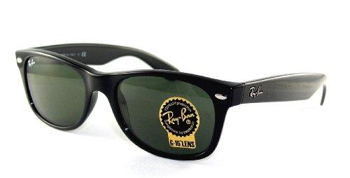 Ray-Ban RB2132 New Wayfarer Sonnenbrille 55 mm