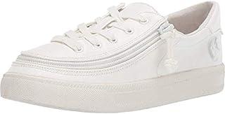 BILLY Footwear Kids Unisex Classic Lace Low (Toddler/Little Kid/Big Kid) White Pu 12 M US Little Kid