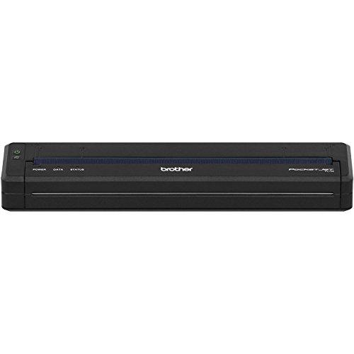 Brother PJ-722 - Impresora térmica portátil A4 (8ppm y 200ppp, Interfaz USB)