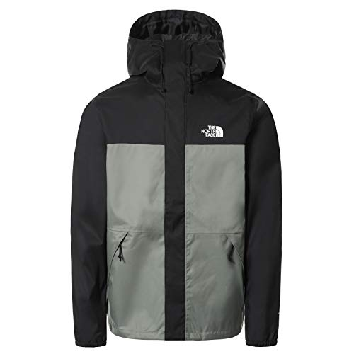 THE NORTH FACE Couche Externe LFS pour Homme, Agave Green, M