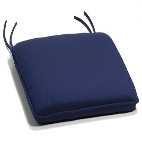 Oxford Garden Sutton Armchair Cushion, Navy Blue