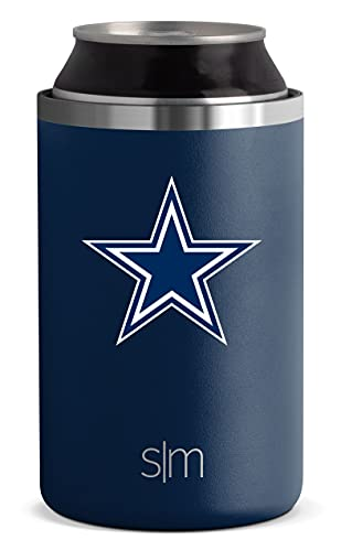 Simple Modern NFL Dallas Cowboys Insulated Ranger Can Cooler, for...