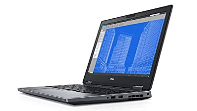 """Dell Precision 7530 VR Ready 15.6"""" LCD Mobile Workstation with Intel Core i7-8850H Hexa-core 2.6 GHz, 16GB RAM, 512GB SSD"""