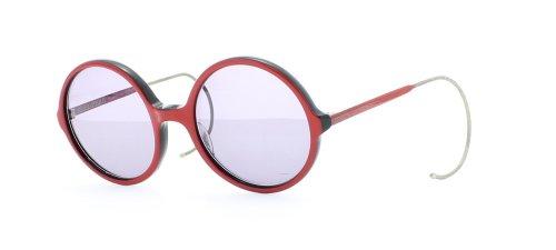 Alain Mikli -  Occhiali da sole  - Uomo Rosso rosso