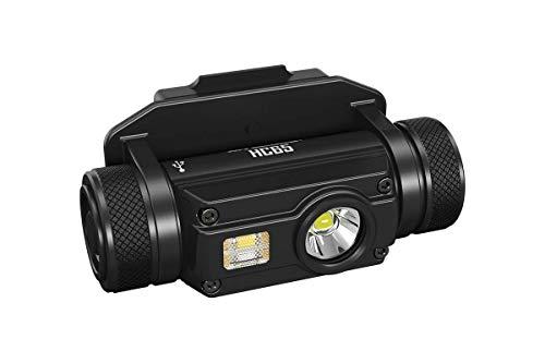 Nitecore HC65M - Linterna Frontal para Adulto, Unisex, Color Negro