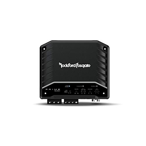 Rockford Fosgate R2-250X1 250-Watt Mono Amplifier