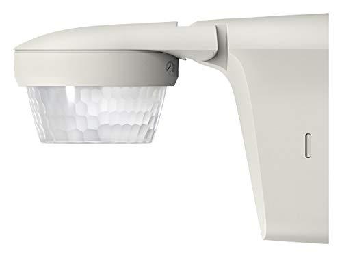 Theben 1010510 theLuxa S360 WH - Bewegungsmelder (PIR) - Automatische Beleuchtungssteuerung - Impulsfunktion - Wand- und Deckenmontage