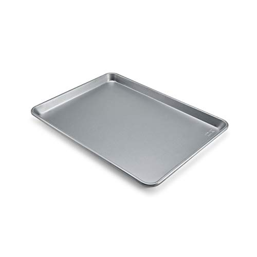 "Uncoated Large Rimmed Pan, 12"" x 17"""