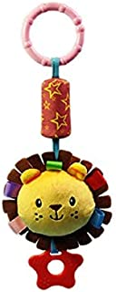 Charhoden Animal Wind Car Bed Bell, Yellow, TY-017