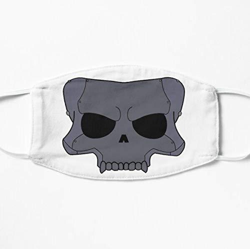 Persona 5 Skulls Mask Mask Fabric Face Mask,Washable and Reusable Mask, Xmas Gift
