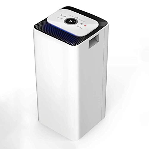 %17 OFF! GGRYX Electric Dehumidifier, 2.5L, Mini Dehumidifier Detachable Water Tank Auto Off, Air De...