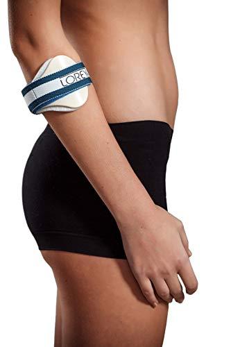 Epibandage, Epicondylitis-Spange, Tennisarmbandage, Golfarmbandage (S/M)