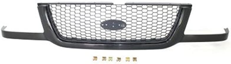Best 2001 ford ranger grille assembly Reviews