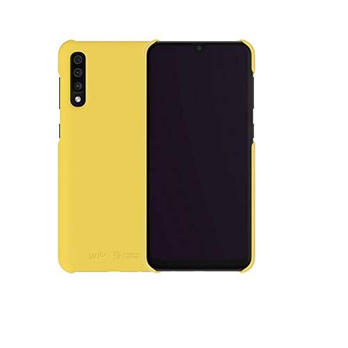 Samsung Galaxy A50 - Custodia rigida per Samsung Galaxy A50, colore: Giallo