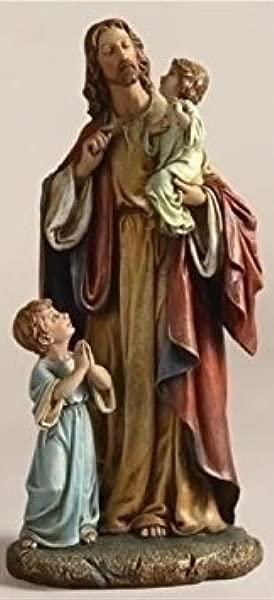 Jesus With Children Renaissance Collection Figure 10 4218 2