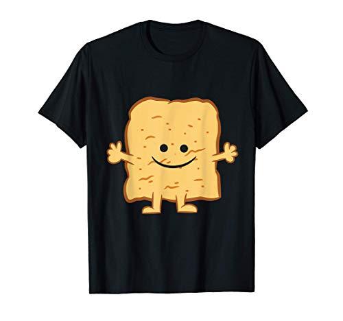 Tostadas de aguacate Tostadas de pareja Camiseta